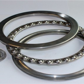 S51100 stainless steel thrust ball bearings