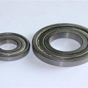 Stainless steel deep groove ball bearing S6202zz
