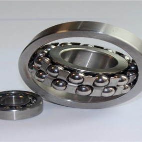 Stainless steel aligning ball bearing S1202