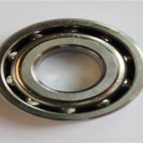 Stainless steel angular contact bearing S7006AC