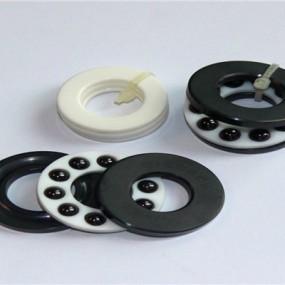 Ceramic thrust ball bearing 51111CE