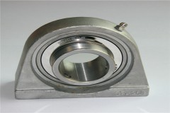 Stainless steel bearing units SUCPA206