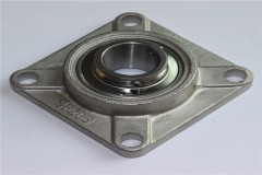 SUCF206 Stainless steel bearing units