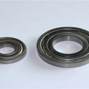 Stainless steel deep groove bearings S6905ZZ