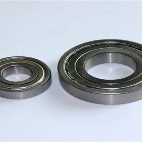 Stainless steel miniature bearing S606ZZ