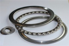 S51107 Stainless Thrust Ball Bearing