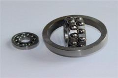 Stainless Self-aligning ball bearings s1203