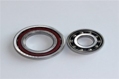 How to install stainless steel angular contact ball bearings?