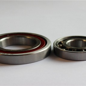 Stainless Angular Contact Ball Bearings S7206AC