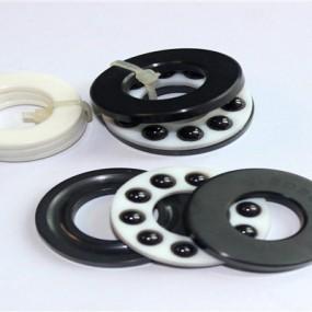 Thrust ball ceramic bearing 51100CE