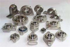 Stainless steel bearing units SUC208