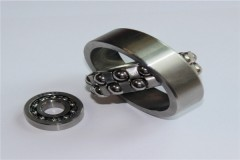 How about the quality of stainless steel self-aligning ball bearing?