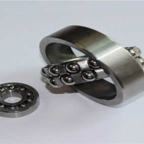 Stainless Self-aligning ball bearings S1306